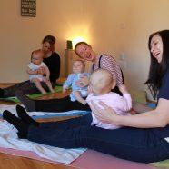 Baby yoga courses